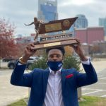 CJ Taylor is 6A Mr. Football