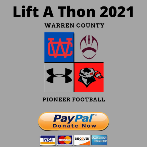 Football Team Lift a Thon