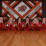 Cheerleading Seniors 2014-2015