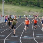 Track LCL Championships-3rd place finish