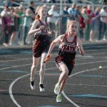 Track LCL Championships 3rd place finish