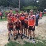 """Boys Cross-Country places 1st at """"The Hux"""" Invitational"""