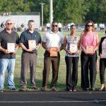 Heath Athletics Hall of Fame Inductees 2015