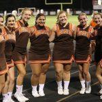 2016 Cheerleaders