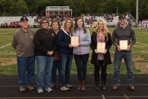 Heath Athletic Hall of Fame Inductees