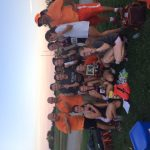 Girls Varsity Cross Country finishes 2nd place at Fairfield Union