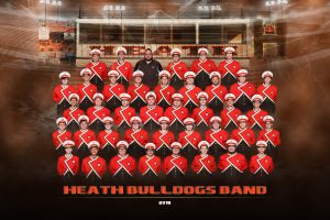 HHS Marching Band 2018