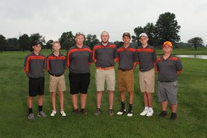 HHS JV Golf 2018