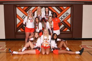 HHS Varsity Volleyball 2018