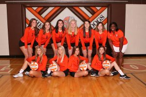 HHS JV Volleyball 2018