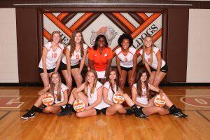HHS Freshman Volleyball 2018