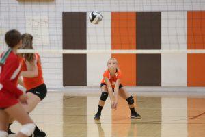 8th Grade Volleyball 2019