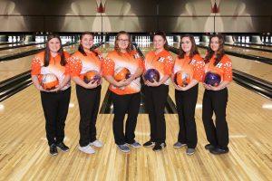 HHS Varsity Girls Bowling 2019-2020