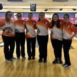Heath Girls Varsity Bowling finishes 3rd place at Warrior D2 Tournament
