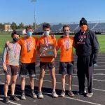 Senior Boys Cross Country 2020