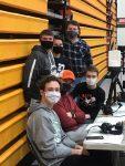 Heath Athletics Broadcast Crew