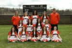 HHS Varsity Softball Team 2021