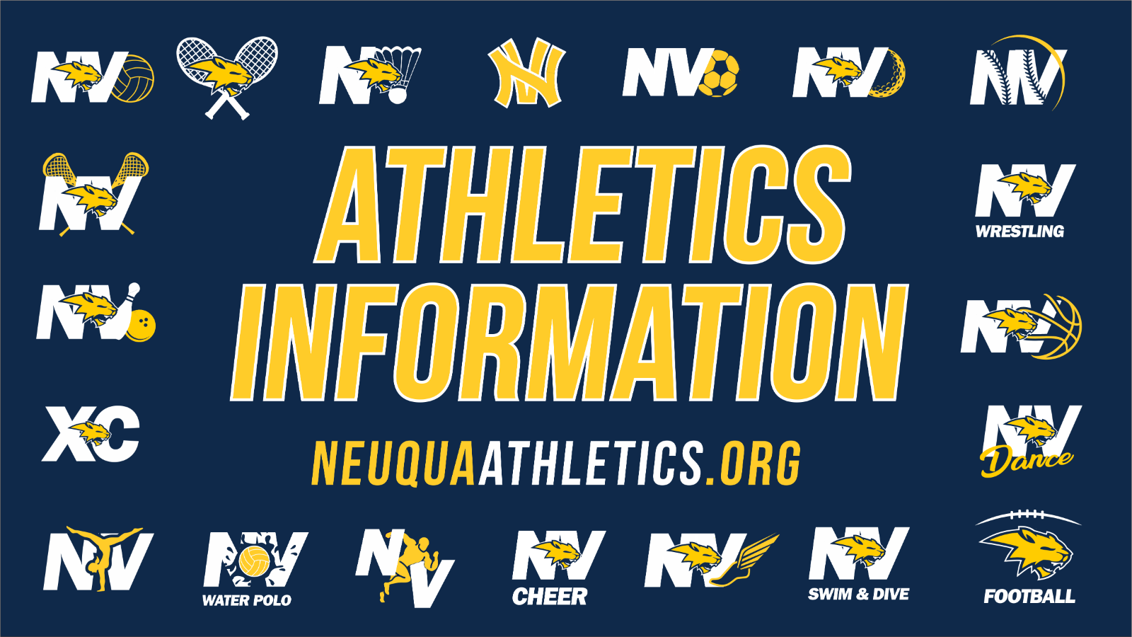 Athletic Information Night – 2021