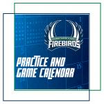 Practice & Game Calendar