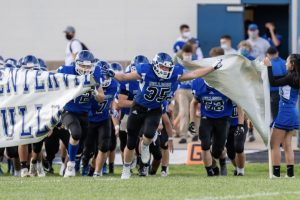 Football and Cheerleading vs. Lincoln (DAJO Photos)