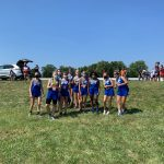 Centerville Cross Country at Southwestern Invite