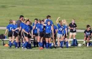 Centerville Girls Soccer vs. National Trail (DAJO photos)