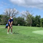Girls golf County Tournament