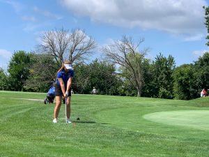 Girls golf County Tournament