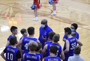 Photos from 11-16-2020 Centerville 7th Grade Boys Basketball….. Photo Credits Tony Hoard