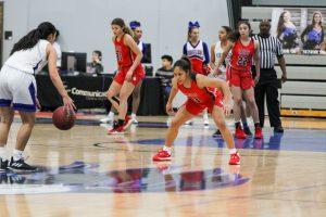 Girl's Varsity Basketball 2019-2020