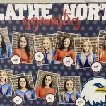 Olathe North Gymnastics Breaks 100 for the 2nd Straight Week