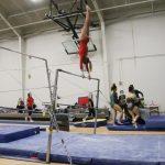 Olathe North Gymnastics Breaks Program Record with 103.40