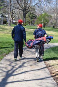 Boys Golf Team Past Events