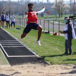 Track & Field Dominates at Varsity and JV Levels