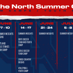 Olathe North 2021 Summer Camp Information