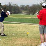 Boys JV Golf at Bishop Miege Invitational