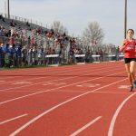 Varsity Track at Olathe Invite