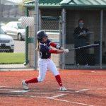 Varsity Softball falls to Olathe East 5-6