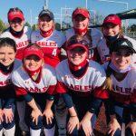 Softball wins over Blue Valley Southwest