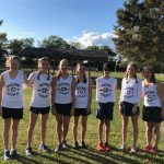 Moore County Cross Country Sprints to the Podium