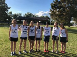Moore County Cross Country Meet 9/29/20
