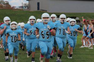Moore County Middle School vs Unity