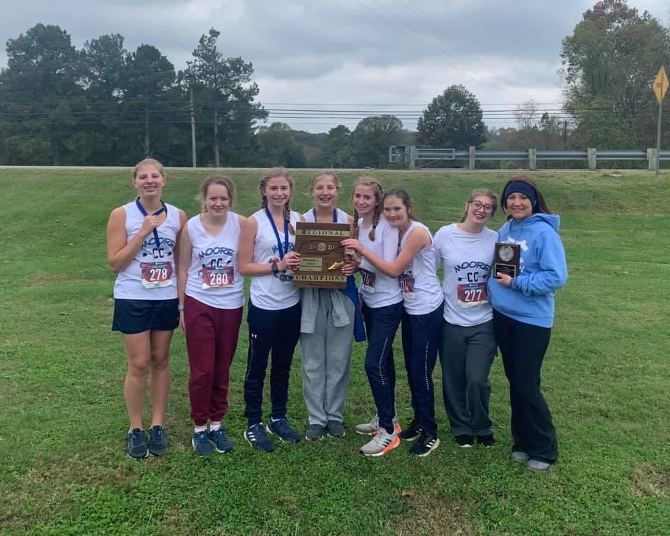 Moore County CC Runs to State