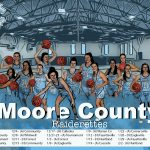 2020 - 21 Moore County Raiderettes Schedule