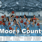 Moore County Raiderettes 2020-2021 Schedule