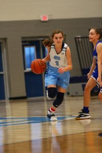 Middle School Raiderettes v Flintville (11/30/20)