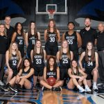 Girls Varsity Basketball beats Olathe North 43 – 38