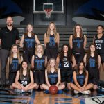 Lady Raven Hoopsquad C Team Finishes 14-2