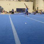 Olathe South JV Gymnastics @ The ONW Invitational