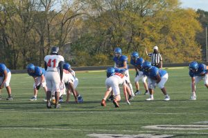Freshmen Football vs OE 10/22/2020